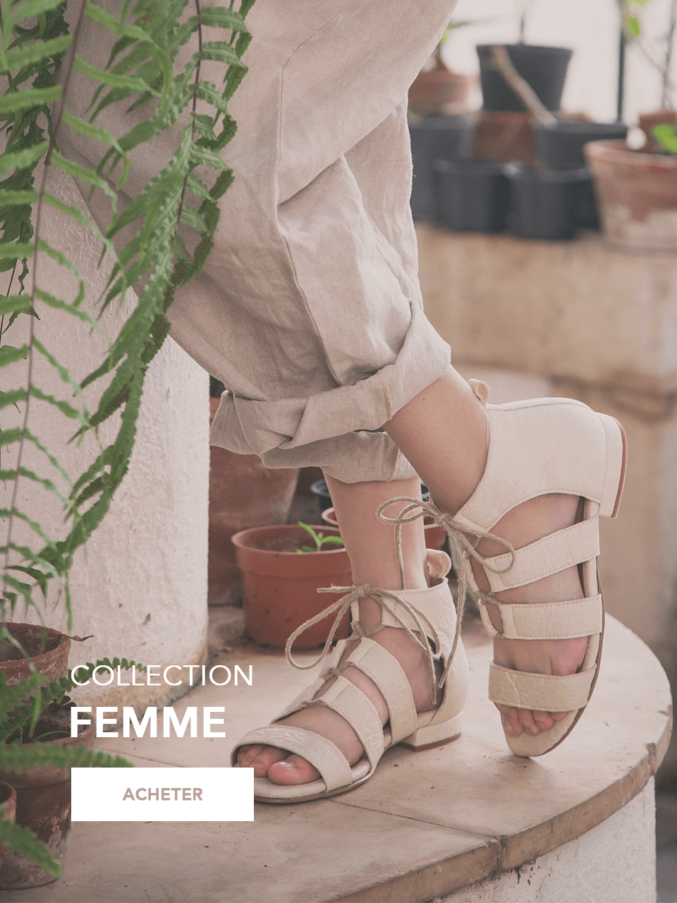Nouvelle Collection chaussures veganes SS20 vegane schuhe