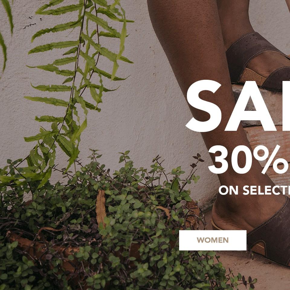 Vegan shoes - Sale women