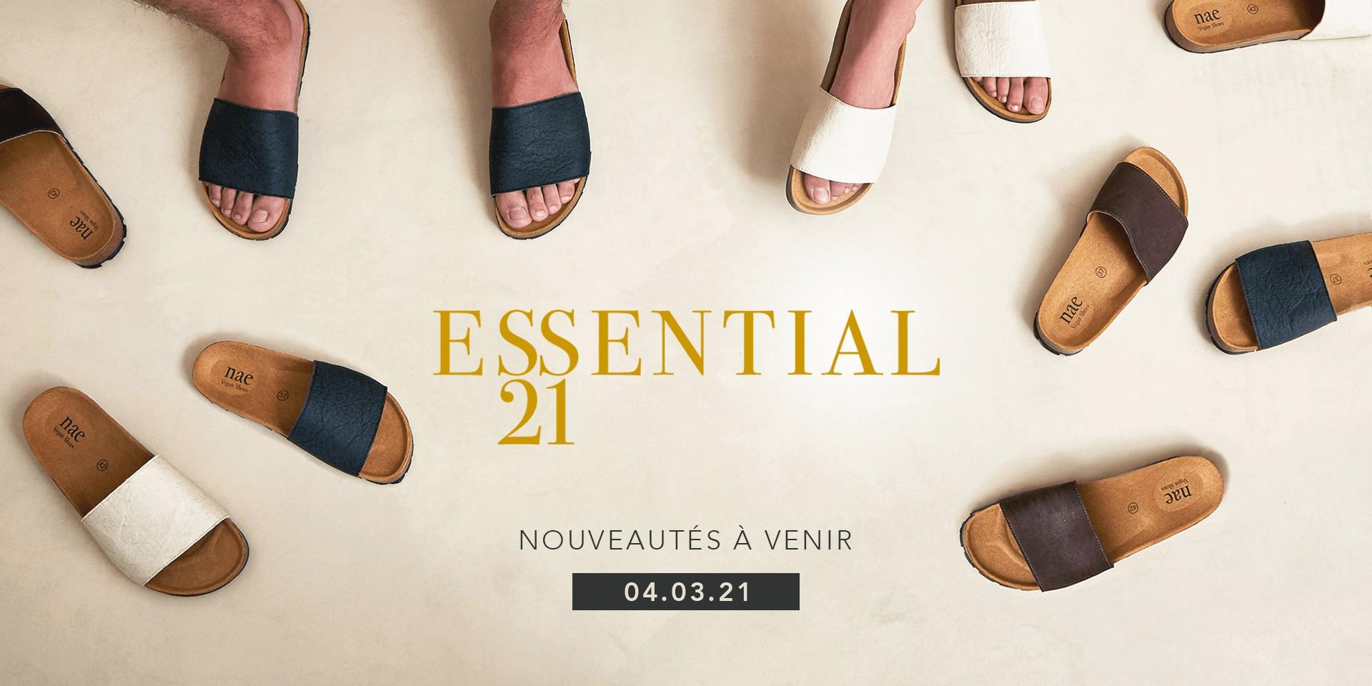 Chaussures véganes - Nouveautés à venir