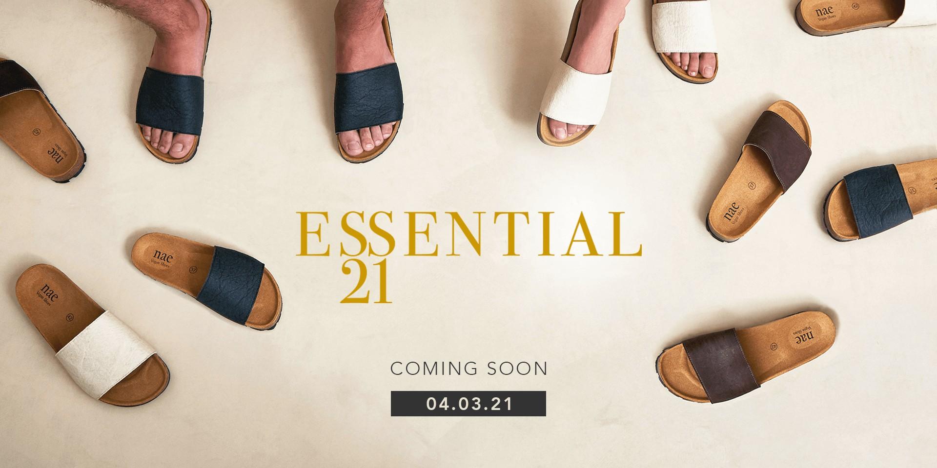 Zapatos veganos - Coming soon