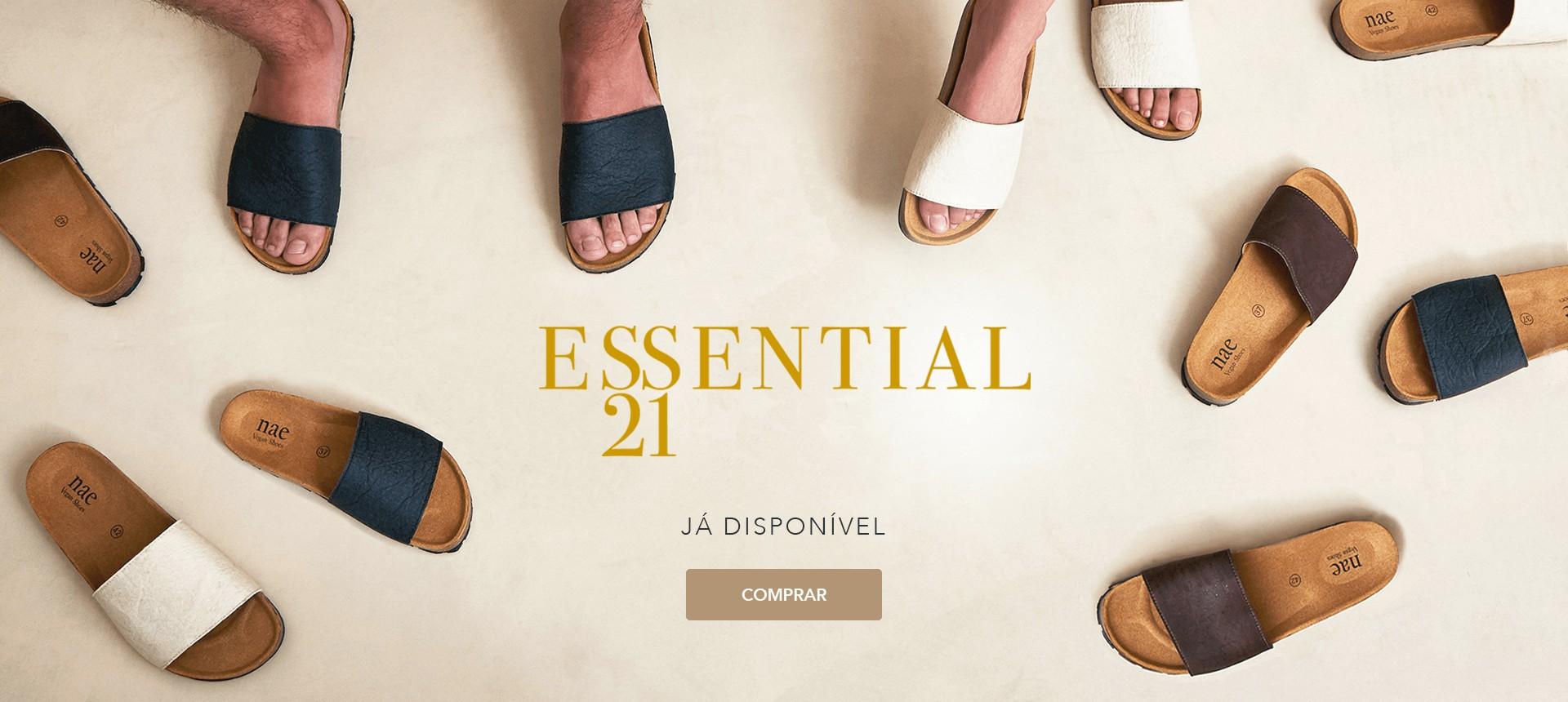 Sapatos vegan - Nova coleção primavera verão