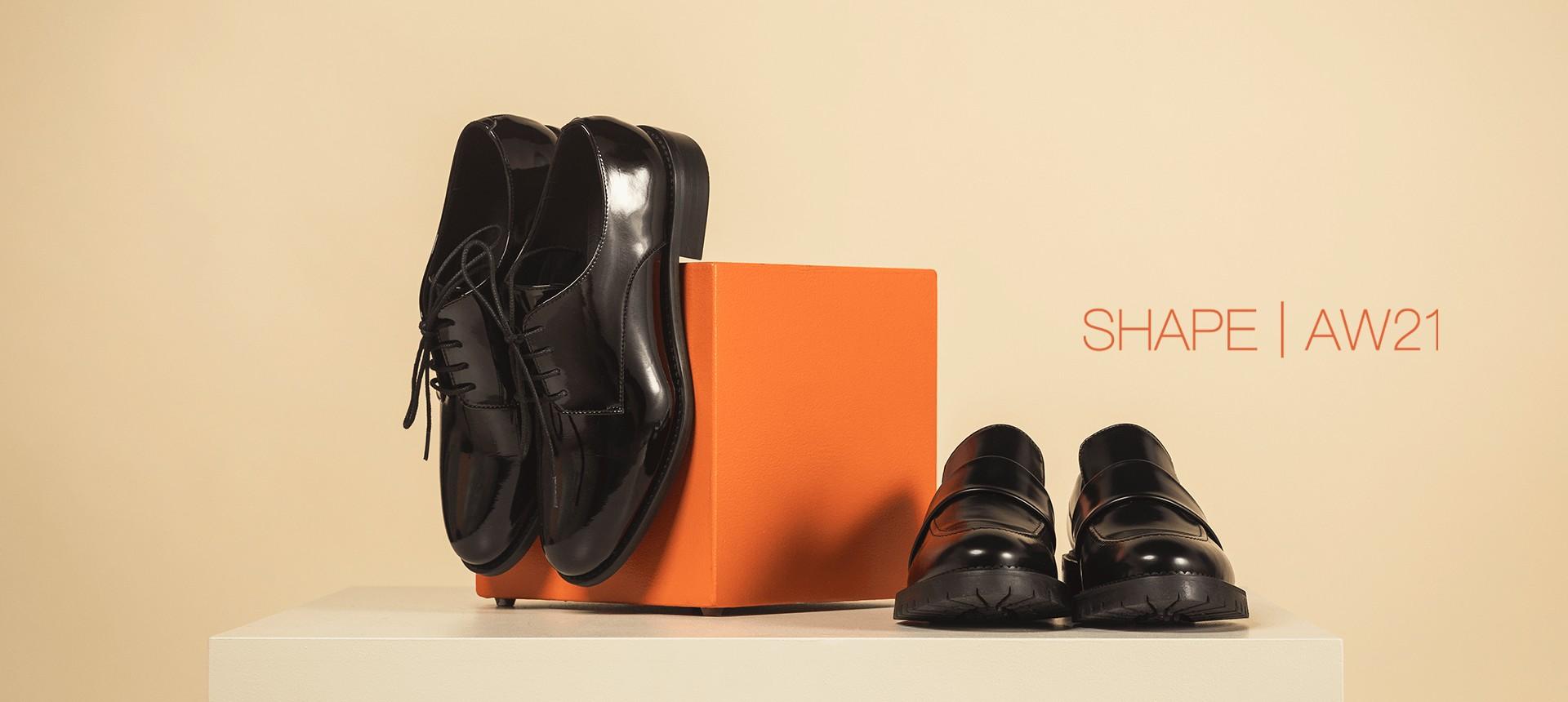 Sapatos vegan - Coleção AW21