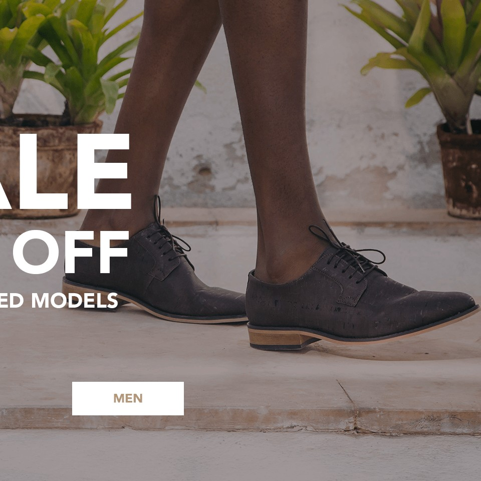 Vegan shoes - Mens sale