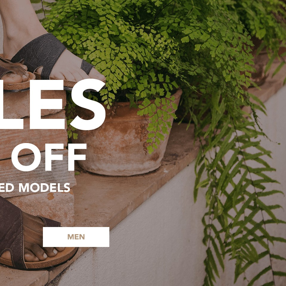 Vegan shoes - Sale men