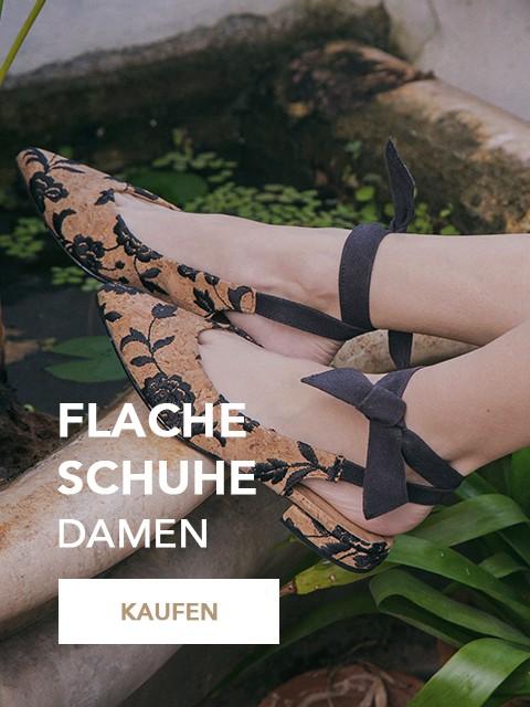 vegane Schuhe flache Schuhe damen