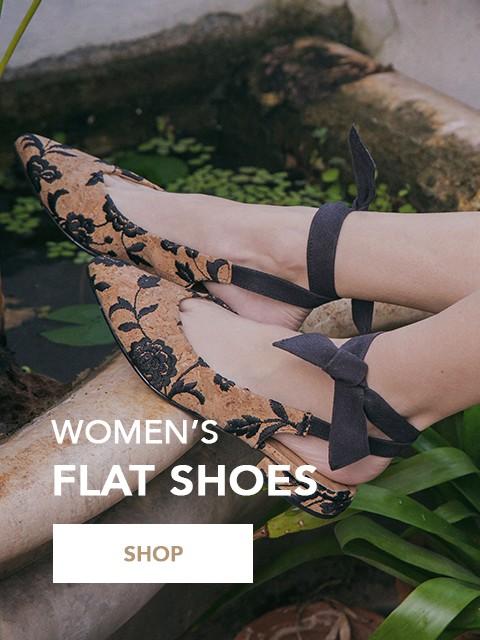 vegan shoes womens flat shoes
