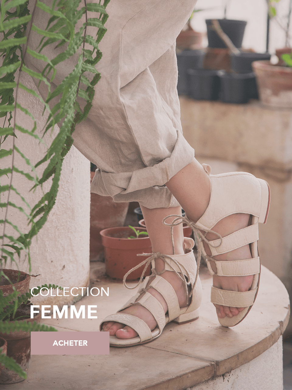 Nouvelle Collection chaussures veganes SS20 vegane schuhe_1