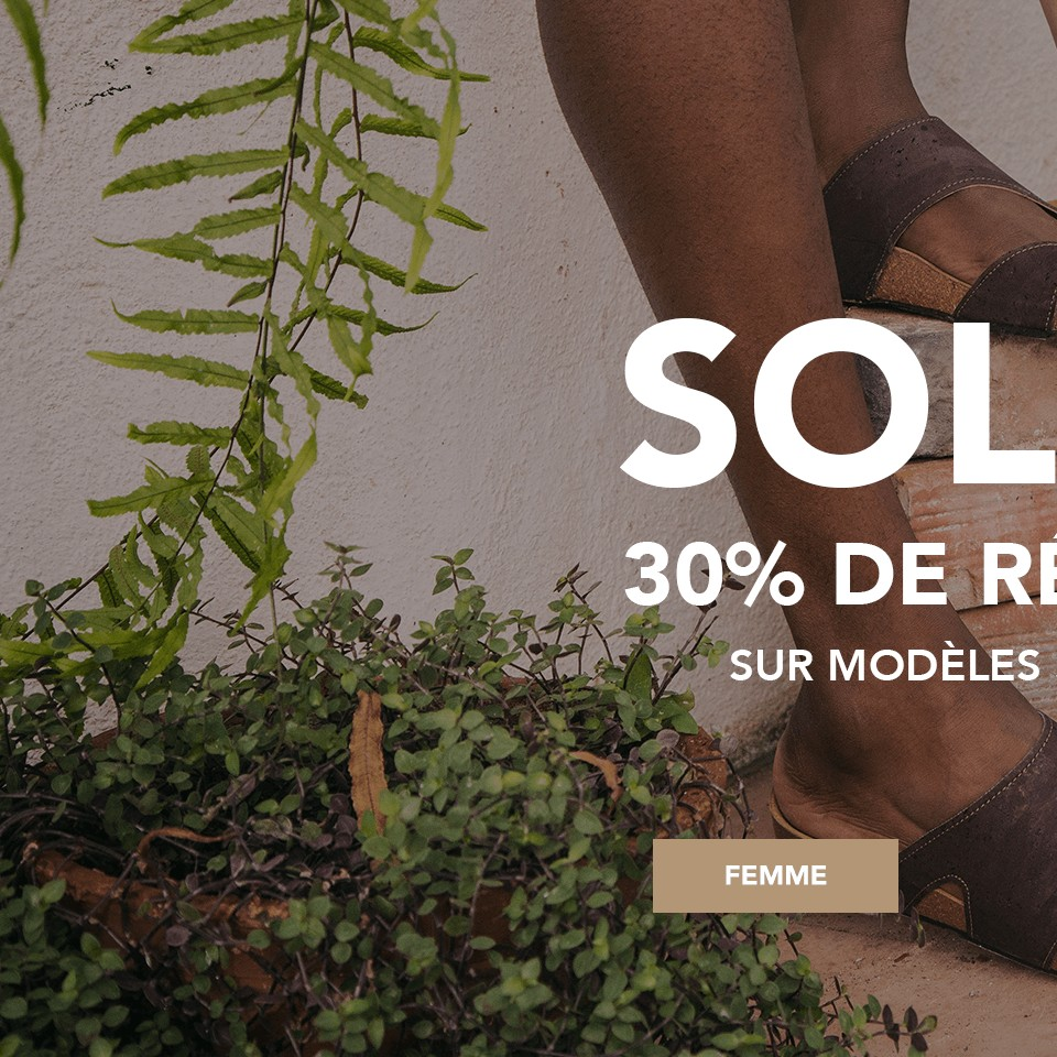 Chaussures vèganes - Soldes femme_1
