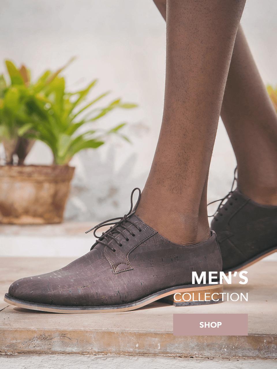 New Collection vegan shoes SS 20 men vegane schuhe_1