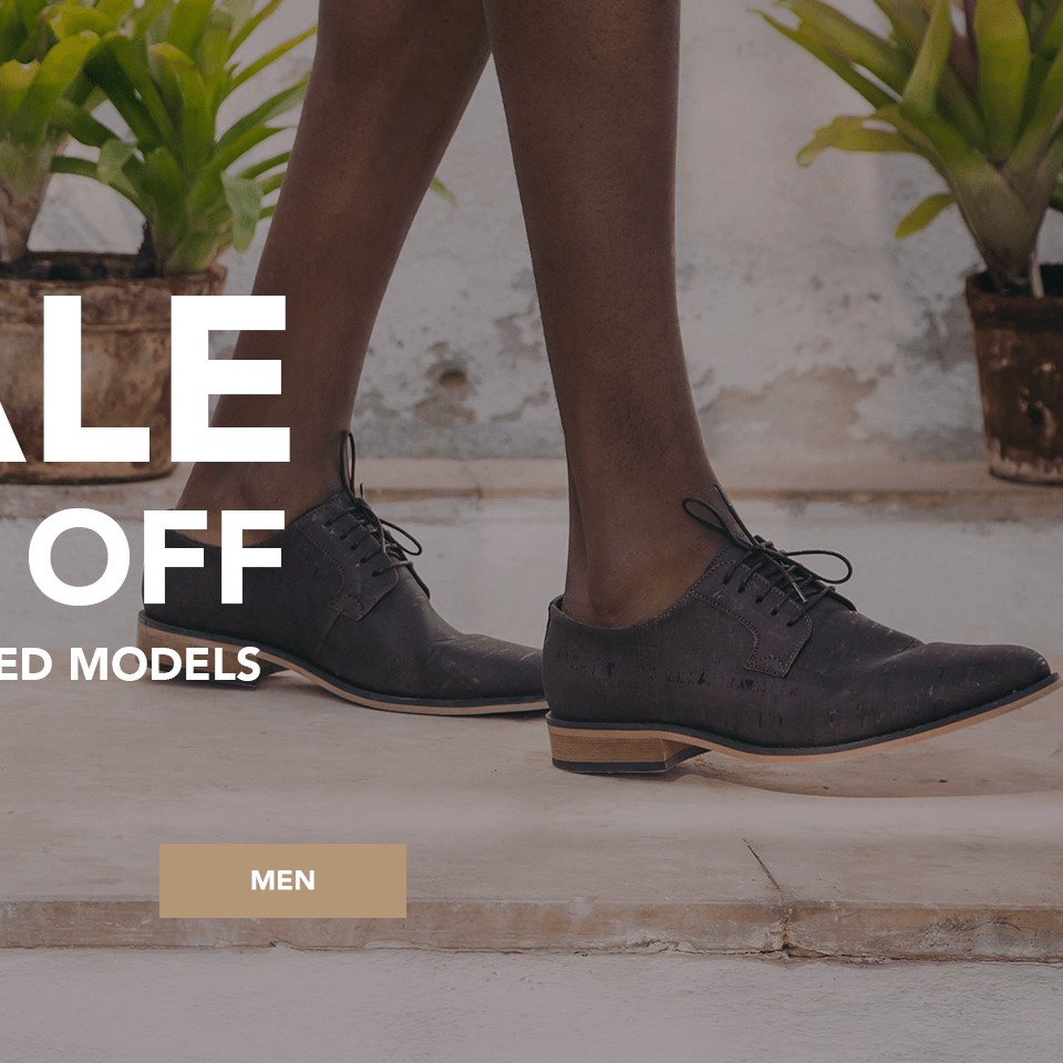 Vegan shoes - Mens sale_1