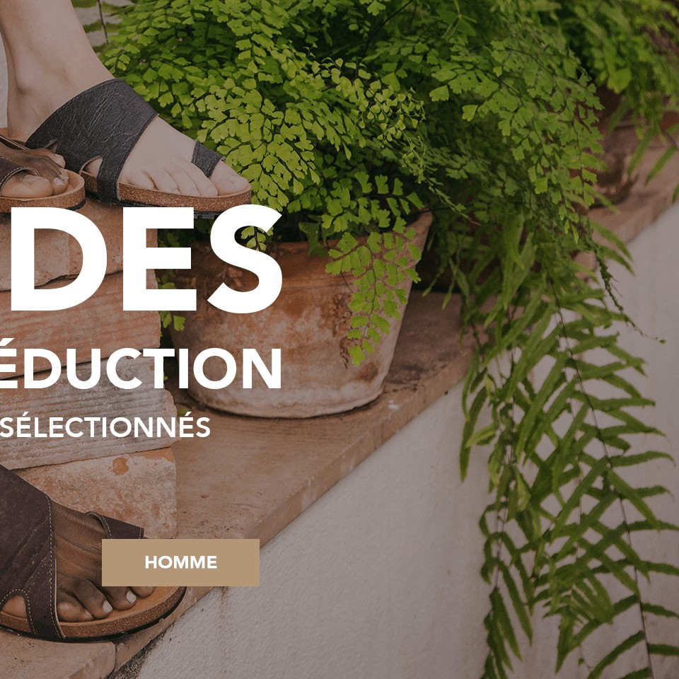 Chaussures vèganes - Soldes homme_1