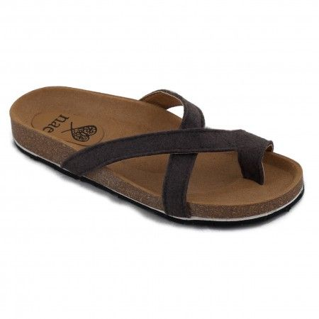 Kupe Grey Sandália vegan de senhora