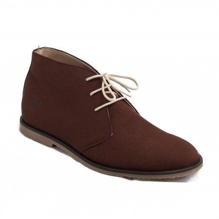Lagos brown Botas Veganas