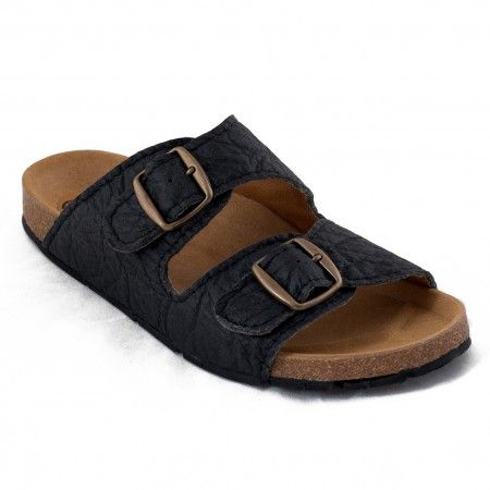 Darco Piñatex flat sandal Unisex vegan