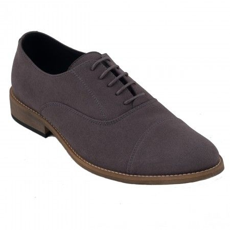 Man vegan oxford shoes