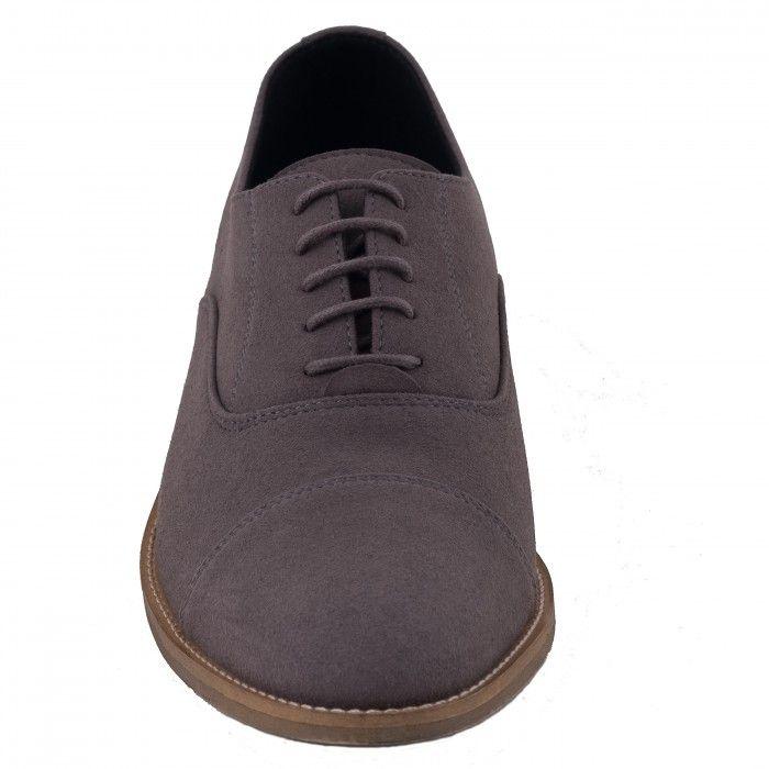 Zapato vegano cordones hombre