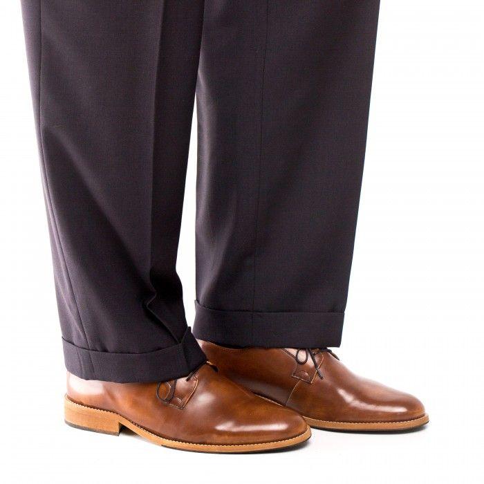 Sapato vegan de homem