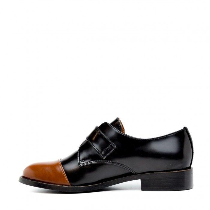 Vince Brown zapato vegano mujer negro