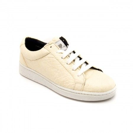 Basic White Piñatex vegan sneakers man woman pineapple pinatex laces