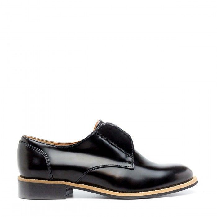 Clara Micro Chaussure végane femme noir
