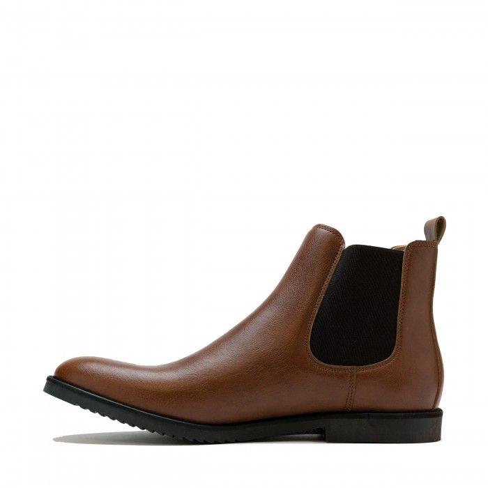 Botín vegano hombre clark loafer