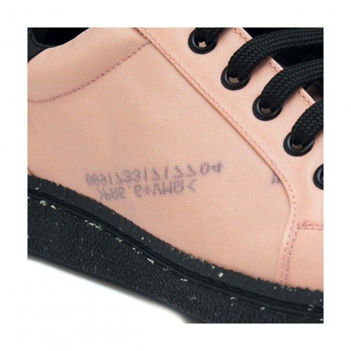 Airbag Pink vegan sneakers man woman unisex