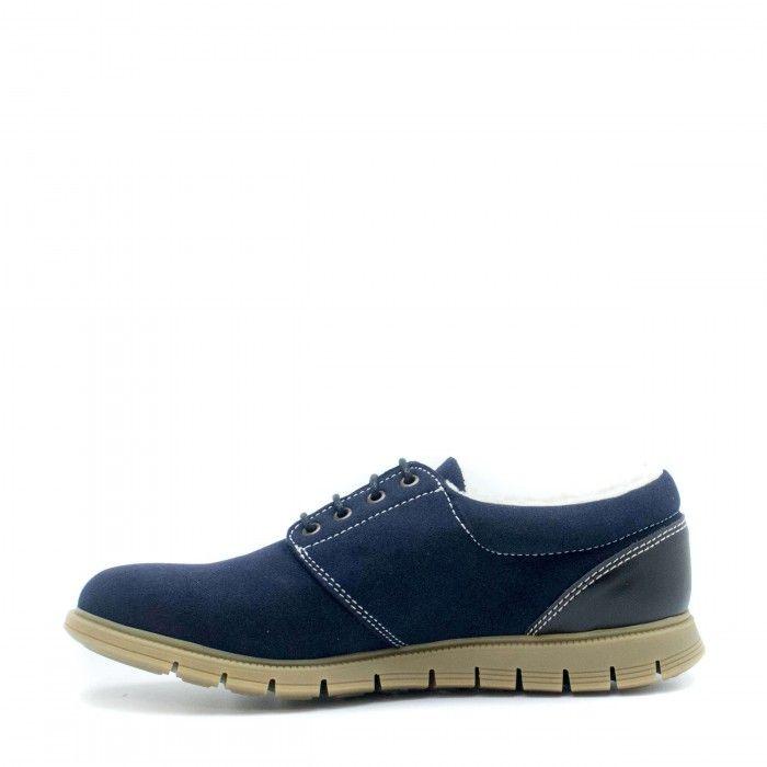 Marjuk Blue sapatos vegan homem