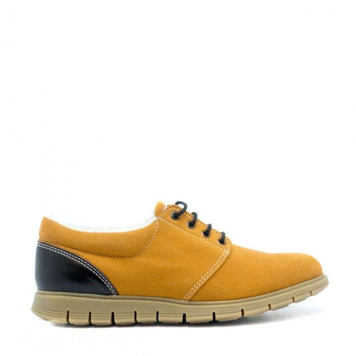 Marjuk Camel sapatos vegan homem