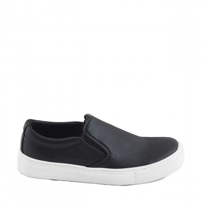 Bare Micro Black Vegan Shoes