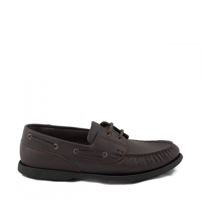 diego brown boat shoes men vegan