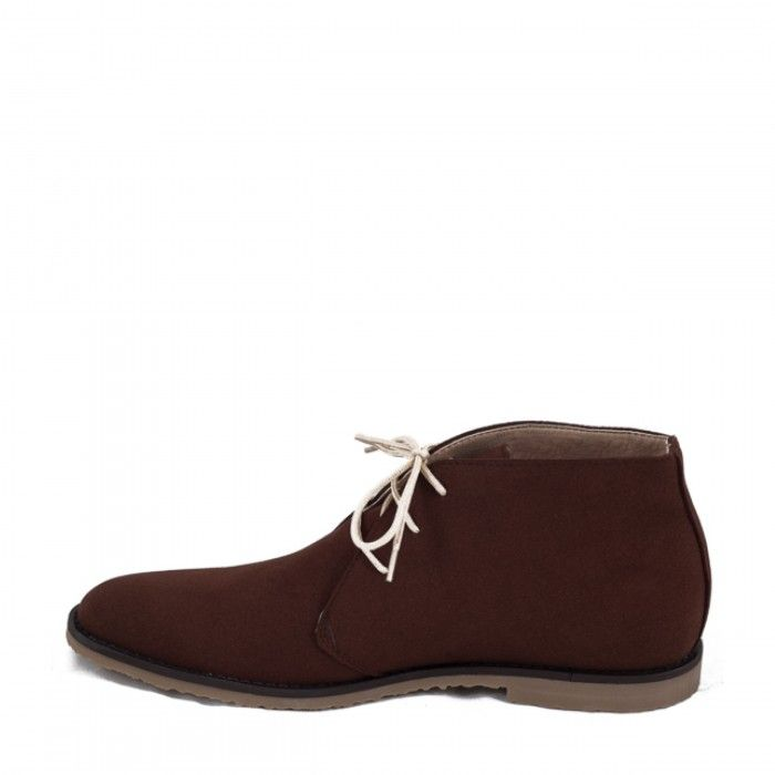 Lagos brown Vegan Boots