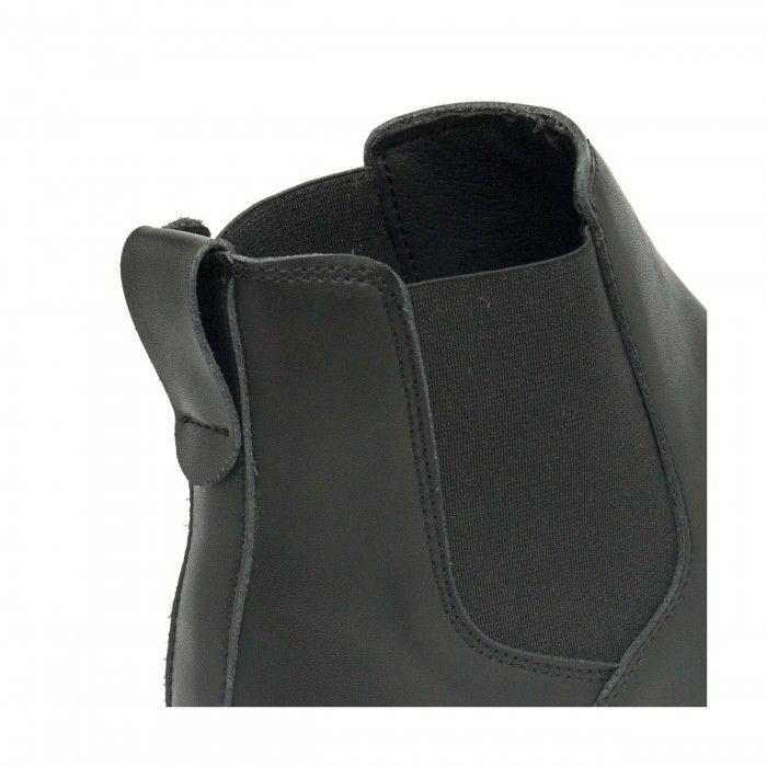 paul black chelsea sneaker