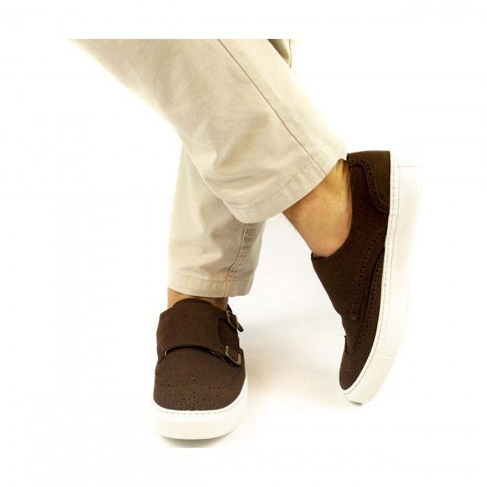 brandon brown monk strap shoes