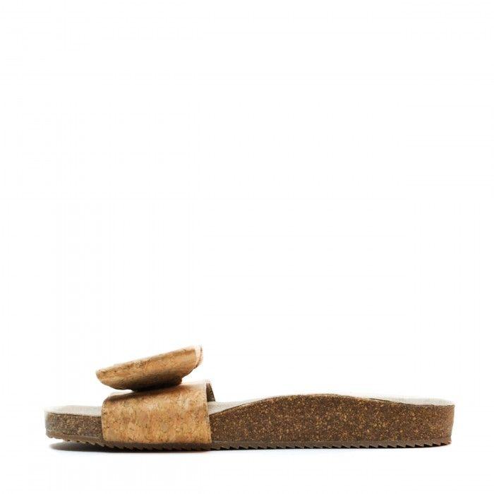 monik cork sandal cork women vegan