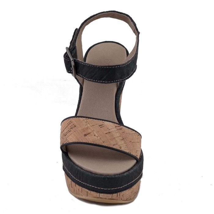 Sara Cork Vegan Sandals