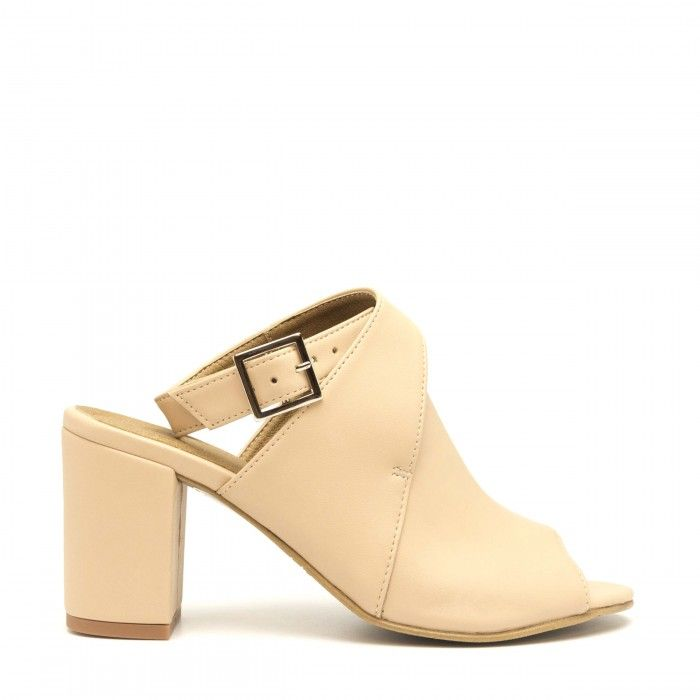Atik Nude Vegan Shoes