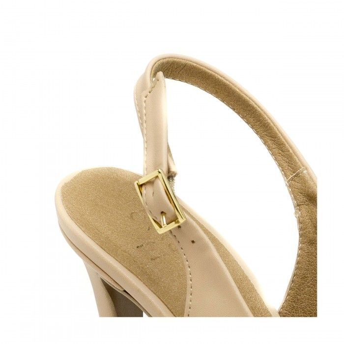Capela Nude Vegan Shoes