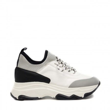 Edda White Vegan Sneakers