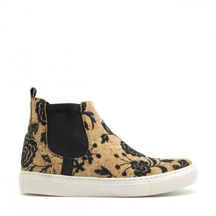 Niza Cork Vegan Sneakers