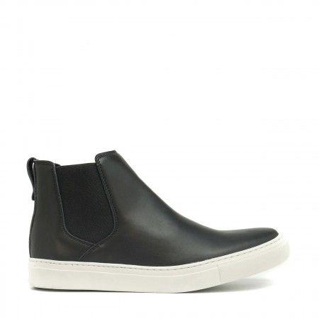 paul black chelsea sneaker