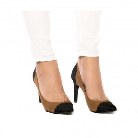 Agata stiletto shoes woman vegan