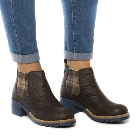 Anisa Brown Vegan Boots