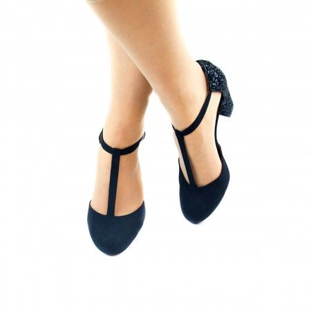 Carena Black Vegan Shoes
