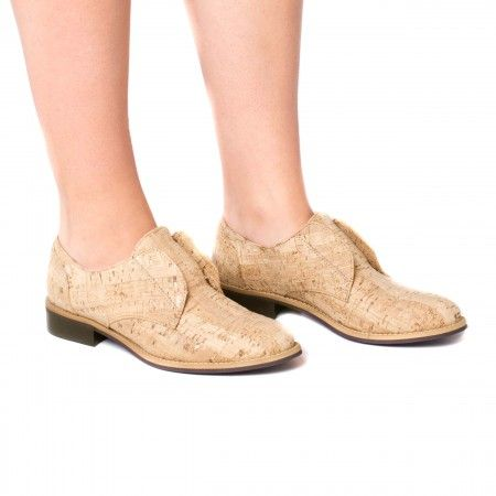 Clara Cork Vegan Shoes