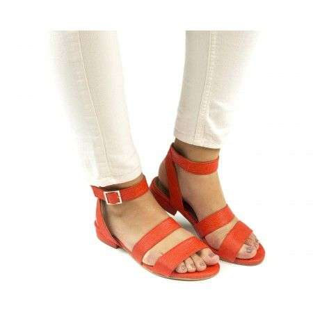 Gatria Coral Pinatex Vegan Sandals