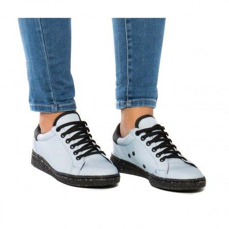 Airbag Blue zapatillas veganas mujer hombre azul