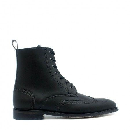 Alex Black Vegan Boots