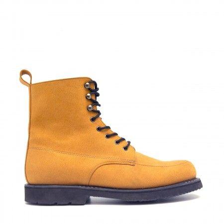 Andre Camel Vegan Boots