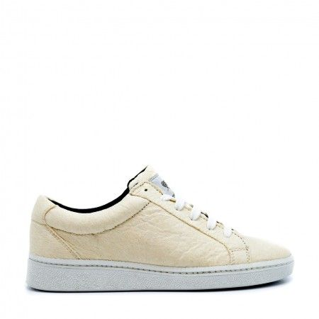 Basic White Piñatex Veganer Sneakers