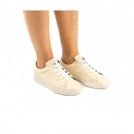 Basic White Piñatex Zapatillas veganas